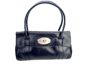 Brand New MULBERRY East-West Bayswater Black