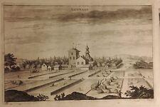 SUECIA, SWEDEN,ASPENAAS, AVEELEN, 1709