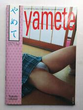 YAMETE 2 La rivista dell'erotismo giapponese YAMATO 1993 supplemento