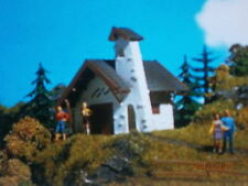 Faller 130234 H0 Bergkapelle aus den Dolomiten Bausatz NEU