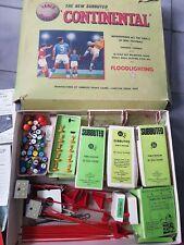 Subbuteo Continental football set