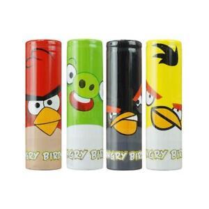 18650 Schrumpfschlauch Akku Wrap Angry Birds/Design / E-Zigaretten & More
