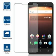 New 100% Genuine Tempered Glass Phone Screen Protector For Alcatel A3 XL 9008X