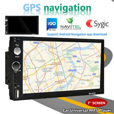 7 inch Touchable Car Universal Android Navigation MP5 Player GPS Bluetooth Part