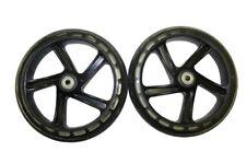 2x BIGWHEEL 205mm Räder für Scooter & Cityroller - PU Ersatzräder NEU 659964