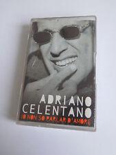 MUSICASSETTA - CELENTANO - IO NON SO PARLAR D'AMORE CLAN 1999 audiocassetta