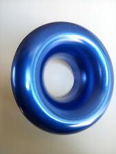 Volute , venturi alu 75 mm bleu, vendeur français
