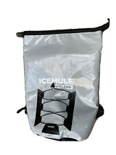 New listing IceMule Pro Large 23L Portable Insulated Waterproof Backpack Cooler Bag - Grey