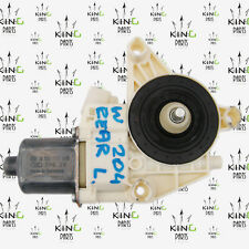 MERCEDES W204 2007-2014 WINDOW MOTOR REGULATOR REAR DOOR LEFT PASSENGER SIDE N/S