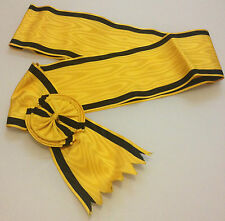MUSEUM QUALITY THEATRICAL GREEK GRAND CROSS SASH OF THE ORDER OF THE PHOENIX