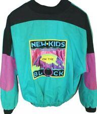 Vintage New Kids on the Block Magic Summer Tour 1990 Authentic Tour Jacket Nkotb
