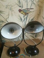 Vintage Industrial Style Wall Lights X 2