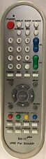 Universal Remote Control SH-11 for Sharp TV AV DVD Players