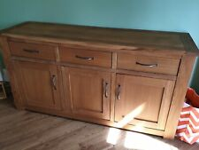 Next cambridge Solid oak Sideboard