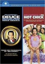 Deuce Bigalow Male Gigolo & Hot Chick [New DVD]