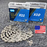 KMC 6/7/8/9/10/11 Speed Chain MTB Road Bike X8/9/10/11 Cassette Sprocket Chains