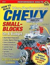 David Vizard's How to Build Max Performance Chevy Small Blocks on a Budget (Perf