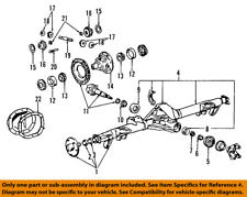 FORD OEM Rear Differential-Lock Pin D8BZ4241C