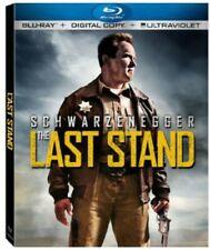 Schwarzenegger Noriega Stomare Last Stand 2013 Blu Ray