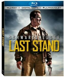 The Last Stand [New Blu-ray] Digital Theater System, Subtitled, Widescreen