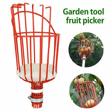 More details for horticultural convenient labor saving fruits picker apple picking tools iron uk~