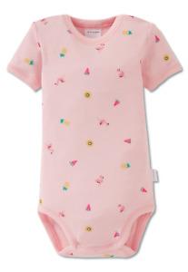 Schiesser Baby Body short Sleeve Früchtegr. 68 74 80 86 92 98 104 Bodies
