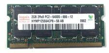 HYMP125S64CP8-S6 2GB 2Rx8 PC2-6400S-666-12 MEMORY RAM Genuine