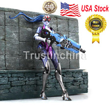 OW Overwatch Widowmaker Amélie Lacroix Black Lily PVC Action Figure New In Box