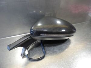 VW Golf 7 VII 5G Außenspiegel  Echt Carbon links 5G1857502HS LED side assist