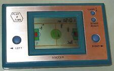 Soccer Play & Time scacciapensieri handheld RARISSIMO RARE