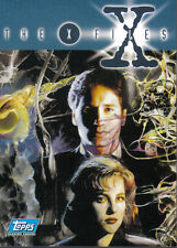 X FILES SEASON 1 PROMOTIONAL / PROMO CARD P5
