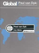 NEW Paul Van Dyk - Global (DVD-CD Combo)