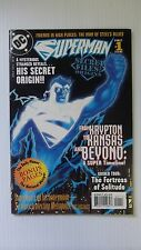 DC Comics Superman Secret Files #1 Jan 1998 (First Printing) SIGNED by Georges J