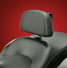 VICTORY MOTORCYCLE MAGNUM XR XC BACKREST RIDER FITS STOCK SEAT WITH  MOUNT SALE