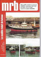 "Modele reduit boat no. 218 star buchorn/projectors/"" beg ar men"""