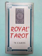 FAB VINTAGE ROYAL TAROT CARDS DECK