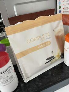 Juice plus vanilla shake 480g new Expires 12 /2022 for weight management