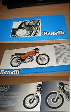 benelli 304 (brochure-prospekt- depliant)