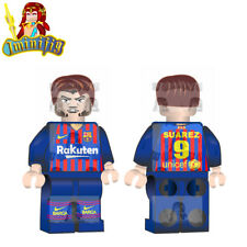 7c72b7717 LEGO Suarez in Barcelona 18 19 Jersey Custom minifigure Football Soccer