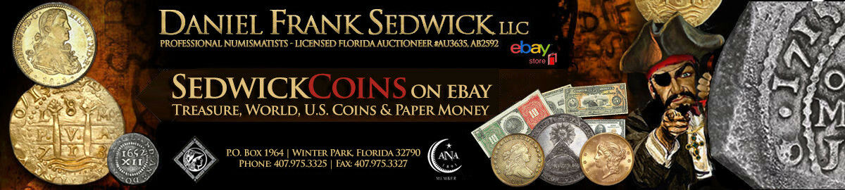 SedwickCoins on eBay