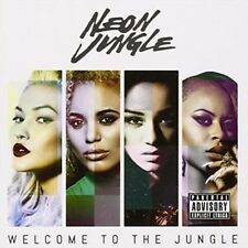 Welcome to The Jungle Audio CD Discs 1 EDM UK SELLER