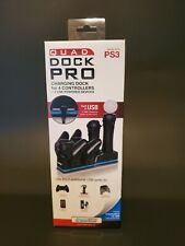Sony Playstation PS3 Move DualShock Quad Charging Dock Pro - dreamGEAR