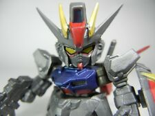 "SD Gundam Gashapon Soldier NEXT SP04 ""GAT-X105 Aile Strike Gundam"" Figure BANDAI"