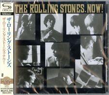 ROLLING STONES-ROLLING STONES NOW!-JAPAN SHM-CD E50