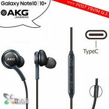 Original Samsung Galaxy Note 10 Note10 Plus Headsets AKG Type-C Earphones