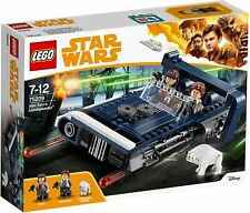 LEGO 75209 Star Wars Han Solo's Landspeeder Toy incl. Han Solo and Qi'ra NEW