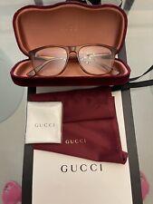 Gucci GG Brille 03320 002 Havana 54mm NEU!