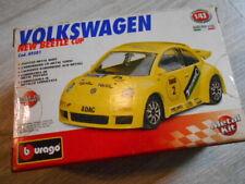Car/Vechicel (Toys):Volkswagen New Beetle Metal Body 1:43金屬模型車車