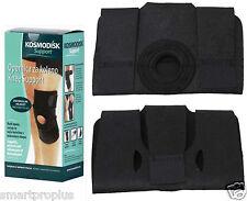 New Neoprene Patella Black Elastic Knee Brace Fastener Support Guard GymSport LL
