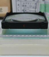 [Top Mint] Nikon Focusing Screen For Nikon F2 Type E  From Japan